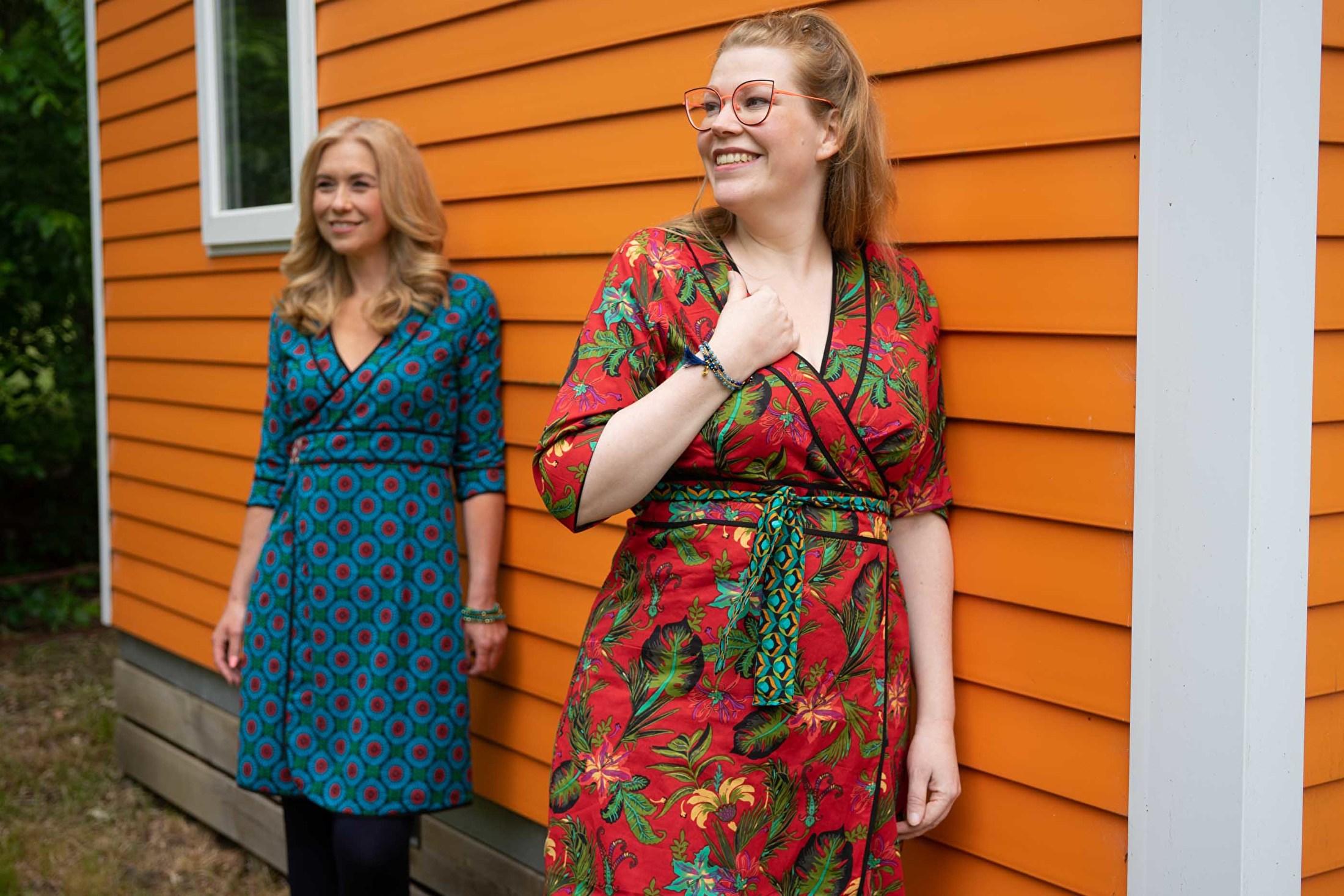 TANTILLY, de leukste retro winkel van Deventer met de kleurigste jurkjes!