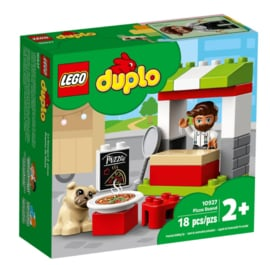 Duplo pizzakraam 2+