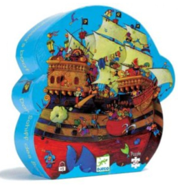 Eneco puzzel piratenschip