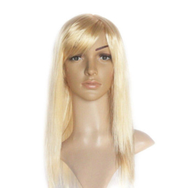 Pruik / Summer blond shine / 50 cm