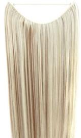 Synthetische flip in extension / blond #27-613 / 55 cm