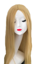 Pruik / Blond - Starly Londen / 60 cm