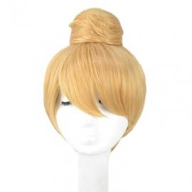Pruik / Tinkelbell inspired / blond
