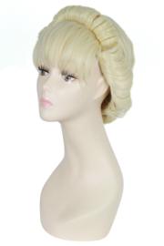 Pruik  /  Frozen Elsa pruik / 25 cm