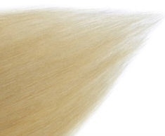 Clip in hair extensions set blond #613 / 70 gram / 50 cm