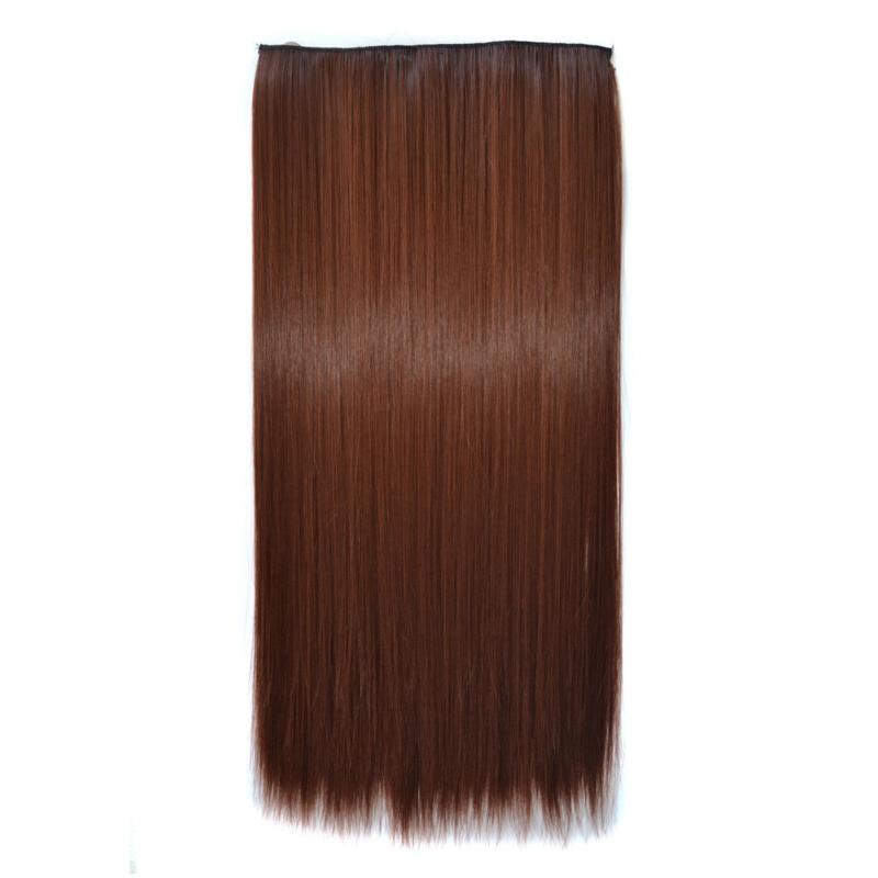 Clip in hair extensions baan / #33 / 60 cm