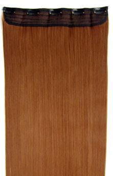 Clip in hair extensions baan / #30 / 58 cm