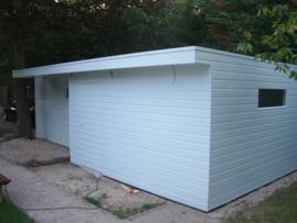 verbouw en aanbouw garage