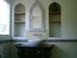 nieuwbouw badkamer
