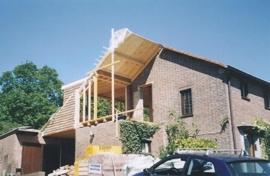 verbouwing, opbouw en aanbouw
