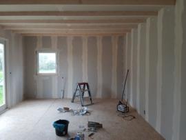 nieuwbouw slaapkamer