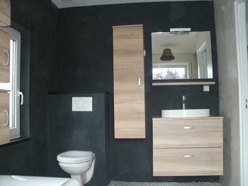 renovatie badkamer/ beton ciré
