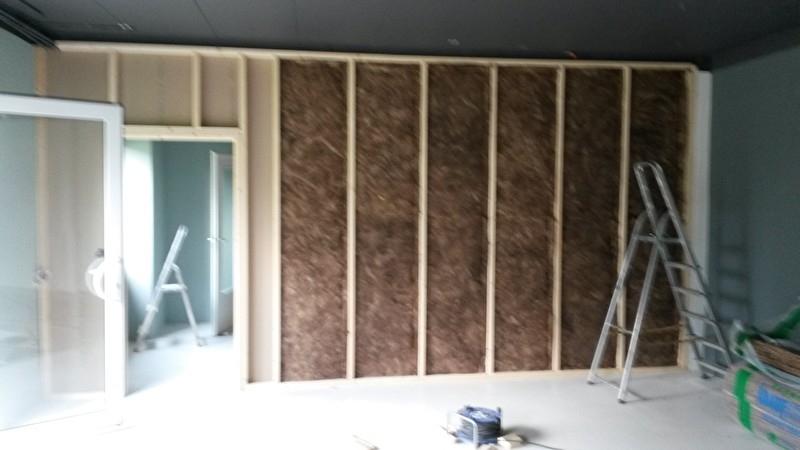 scheidingswanden houtconstructie