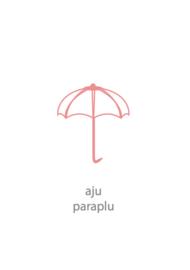 Dubbele kaart | Aju paraplu