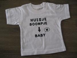 Huisje, Boompje, Baby