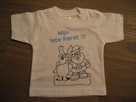 1e Kerst shirtje
