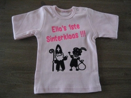 1ste Sinterklaas shirt