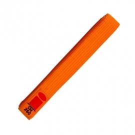 Dikke judoband oranje