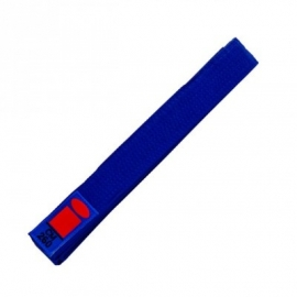Dikke judoband blauw