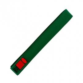 Dikke judoband groen