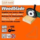Woodblade 125 Pro (voor op Slijptol)