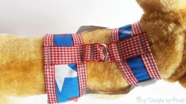 Like a Hero - Small Dog Harness