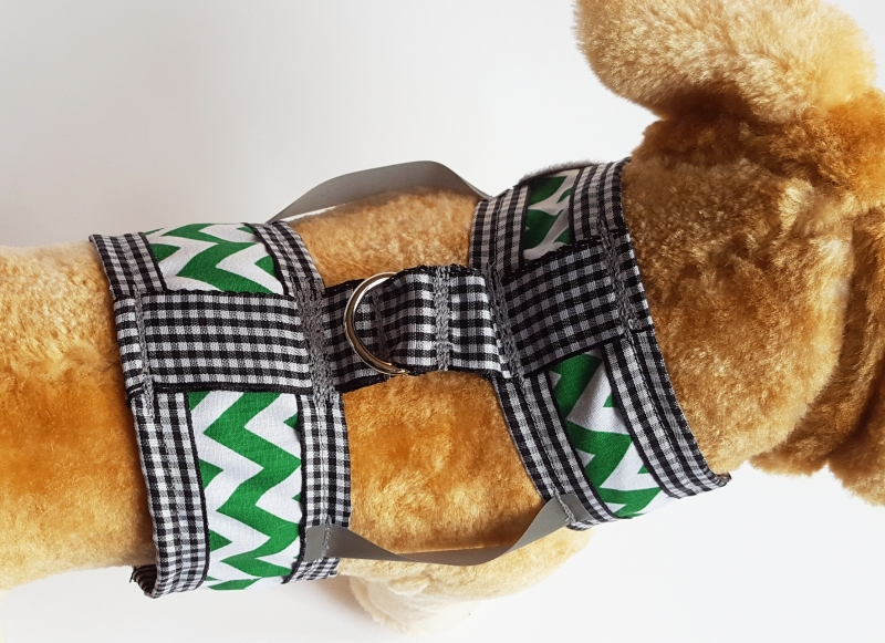 The ZigZager – LIMITED EDITION Small Dog Harness