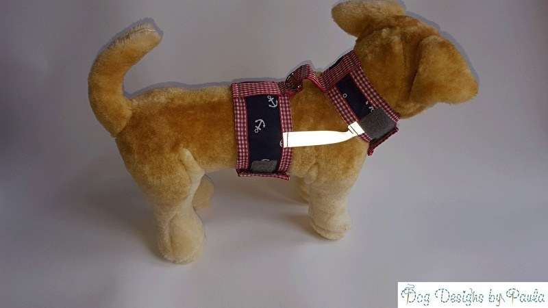 Big Captain – Small Dog Harness