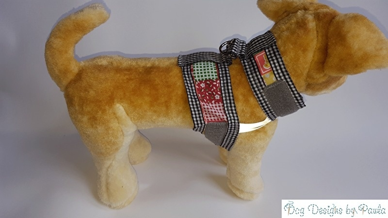 Sunrise Walk – Small Dog Harness