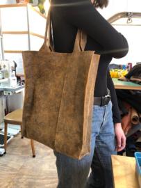 workshop schoudertas maken