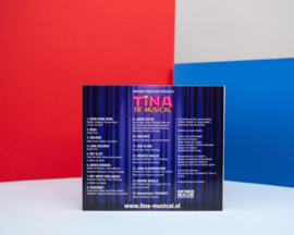 Tina de musical - CD (inclusief verzendkosten, België € 12,80)