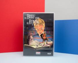 De De Brief voor de Koning de musical  - DVD (inclusief verzendkosten, België €14,80)
