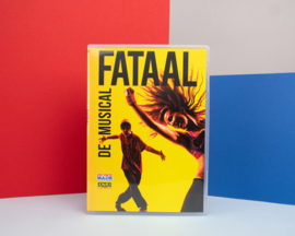 FATAAL de musical  - DVD  (inclusief verzendkosten, België €14,80)