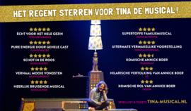 Tina de musical - DVD (inclusief verzendkosten, België €14,80)