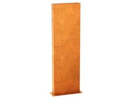 Corten | Muurpaneel B6 | 60x15x200cm