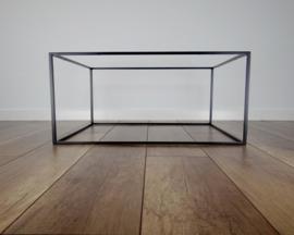 Metalen onderstel - salontafel - Puur