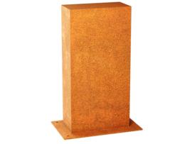 Corten | Muurpaneel A1 | 30x15x60cm