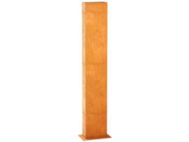 Corten | Muurpaneel A5 | 30x15x180cm