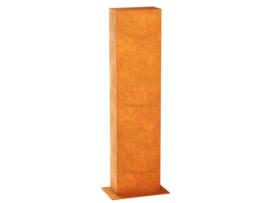 Corten | Muurpaneel A3 | 30x15x120cm