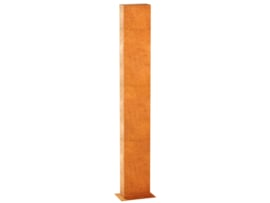 Corten | Muurpaneel A6 | 30x15x200cm
