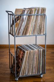 Vinyl opslag - Minto  - 160 platen