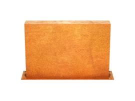 Corten | Muurpaneel C1 | 90x15x60cm