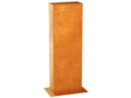 Corten | Muurpaneel A2 | 30x15x90cm