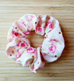 Scrunchie Roos gold