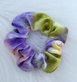 Scrunchie Tie dye multi