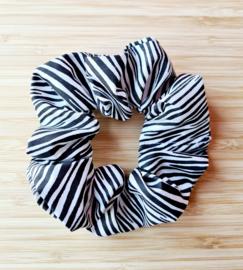 Scrunchie Zebraprint