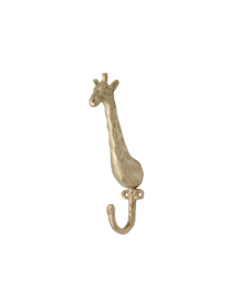 Gloria baby giraffe wandhaak - Doing Goods