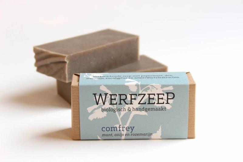 Werfzeep - Comfrey