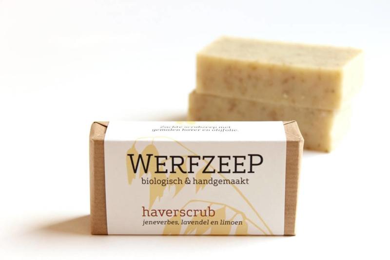 Werfzeep - Haverscrub
