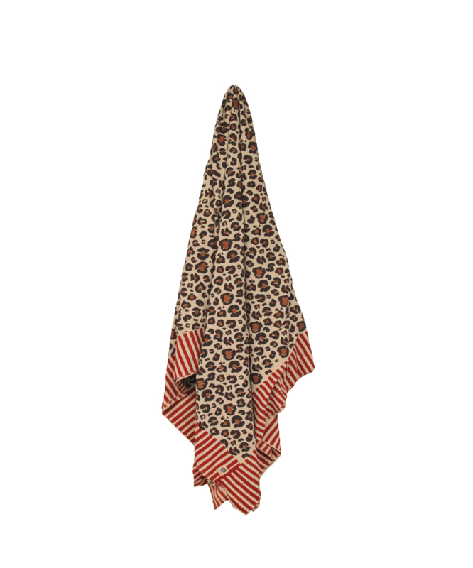 Leopard Throw/ Kleed - Doing Goods